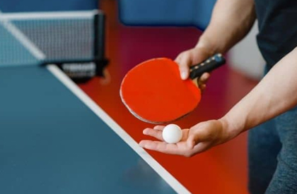 TABLE TENNIS TRAINING